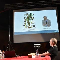 Ristoceutica il professor Vincenzo Lionetti con Don Felice Bacco a Canosa