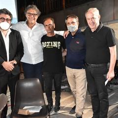 Ristoceutica: Lionetti-Paco-Pignatelli- Carbone- Don Felice Bacco  a Canosa