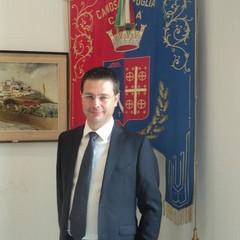 Sindaco di Canosa Roberto Morra
