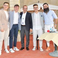 M.Lenoci, N. Sciannamea e G. Bucci, Ruggiero Mennea