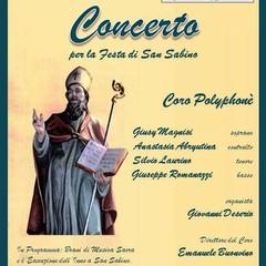 Concerto per la Festa di S.Sabino Bari