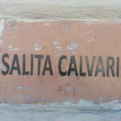 Canosa  Restauro Salita Calvario