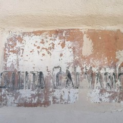 """Canosa: """"Salita Calvario"""" prima del restauro"""