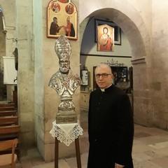 San Sabino a Barletta. Don Sabino Lattanzio