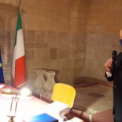 Il presidente ANCRI BAT Canusium Cosimo Sciannamea
