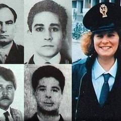 Gli agenti della scorta Borsellino