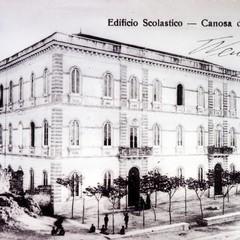 1908 Scuola Giovanni Bovio Canosa di Puglia