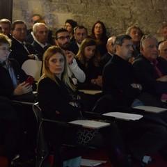 2019 CONI la senatrice Bruna Piarulli a  Barletta