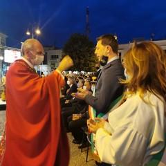 Ordinazione episcopale di Mons. Giovanni Massaro : Sindaco Morra