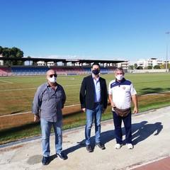 2020 Stadio Comunale  San Sabino  Inaugurazione terreno di gioco