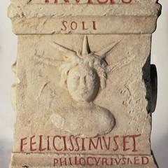 Sol Invixtus. Musei Vaticani