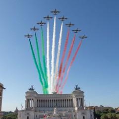 Abbraccio Tricolore Roma 2020