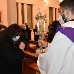 2021 Canosa  La Sacra Spina nella Chiesa di Santa Teresa del Bambin Gesù