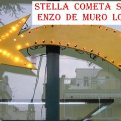 """Canosa: Stella di Natale Scuola """"De Muro Lomanto"""""""