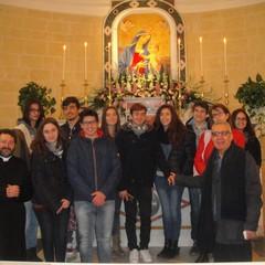 Studenti liceali in visita