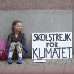 Svezia:sciopero per il clima
