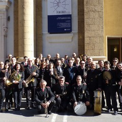 """Associazione """"G.Verdi"""" Banda Musicale Città di Canosa di Puglia a Taranto"""