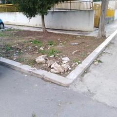 2021 Canosa: rimossa la targa a via Giuseppe Di Vittorio