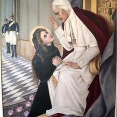 Papa Leone XIII e Teresina