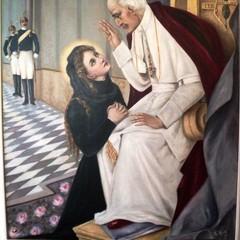 Teresina e Papa Leone XIII - Canosa di Puglia