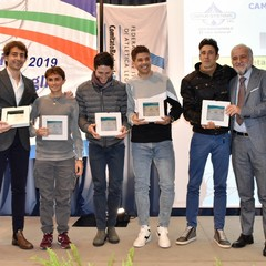 Premiati CorriPuglia 2019  Di Nunno-Dettole-Di Giulio-Tomaselli