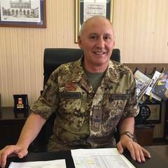 Tommaso Petroni Brigadiere Generale dell'Esercito Italiano