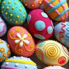 Pasqua Uova decorate