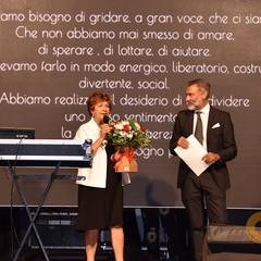 Premio Diomede 2021 Angela Valentino e Mauro Dal Sogno