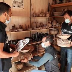 Carabinieri del Nucleo Tutela del Patrimonio Culturale di Bari