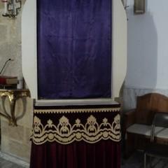 Velatio Chiesa Gesù Giuseppe e Maria