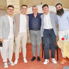 M.Lenoci, N. Sciannamea e G. Bucci, Francesco Ventola