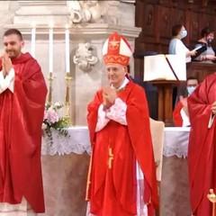 Don Domenico Coratella consacrato presbitero
