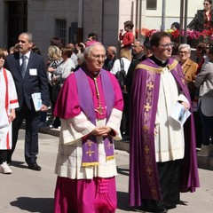 Mons. Mansi e Don Catalano