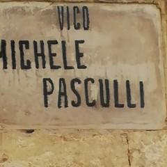 Vico Michele Pasculli a Canosa