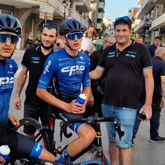 2021 Canosa: Maksym Varenik e Giuliano Santarpia -CPS Professional Team