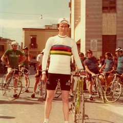 1984: a Canosa   Vito Di Tano Campione del Mondo vince la Coppa S.Sabino