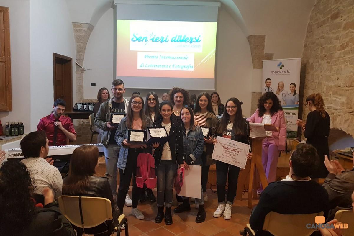 """Bitetto Premiazione Liceo """"E.Fermi"""""""