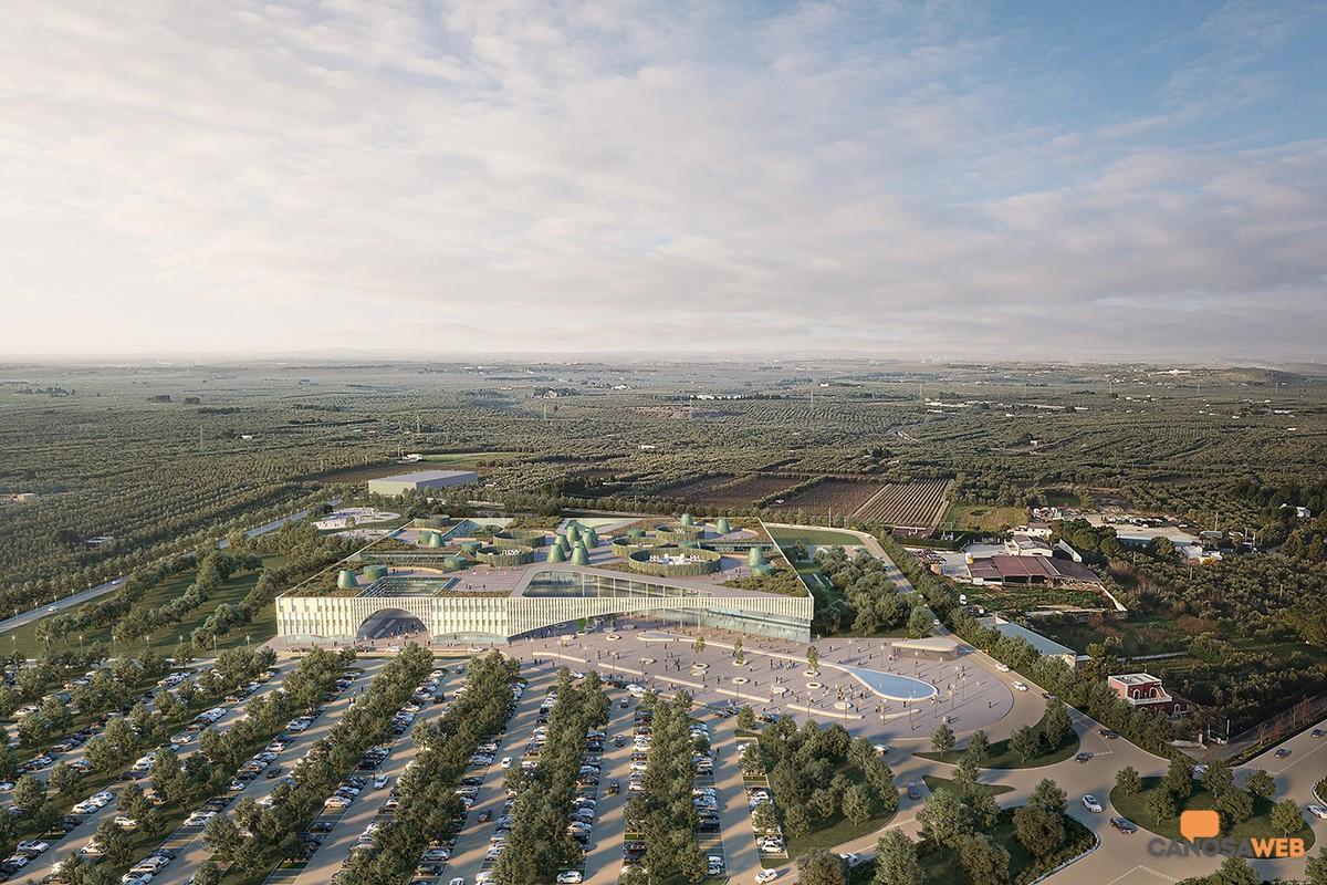 Presentazione progetto Nuovo Ospedale di Andria