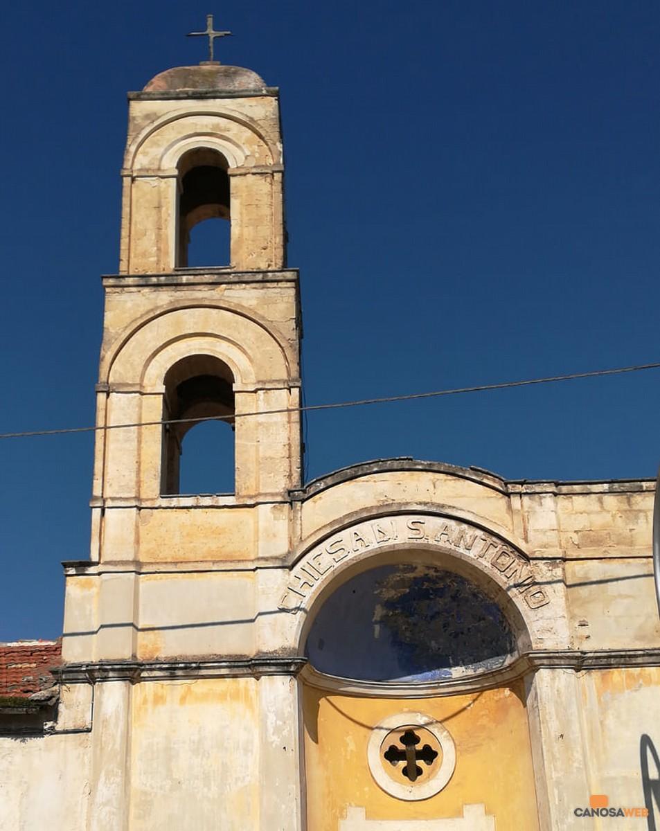 2020 Canosa di Puglia Chiesa di S.Antonio