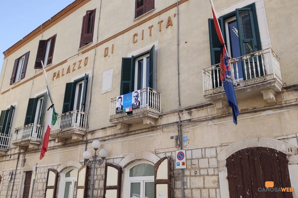 Canosa: Nel ricordo di Luca Attanasio e Vittorio Iacovacci