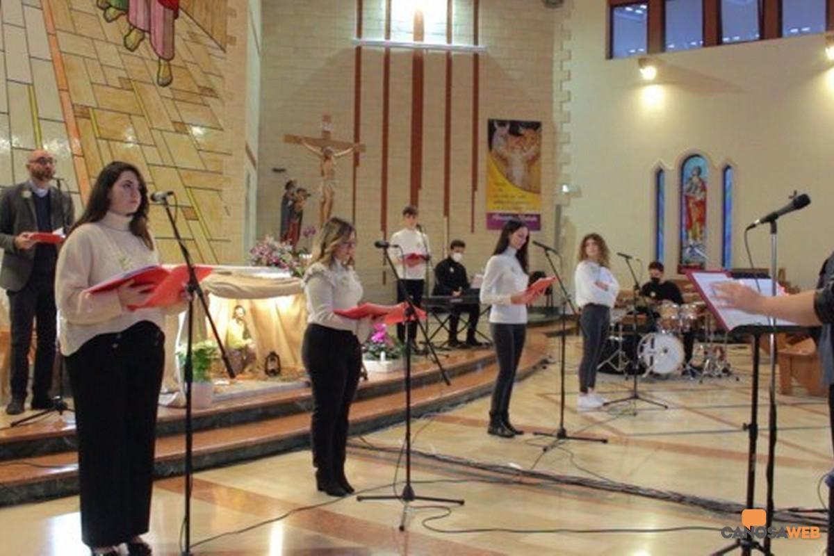 Coro Giovanile Parrocchia Gesù Liberatore  Canosa di Puglia