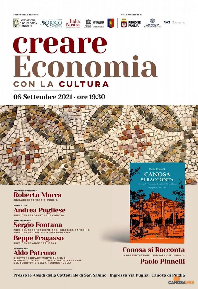 Creare economia con la cultura