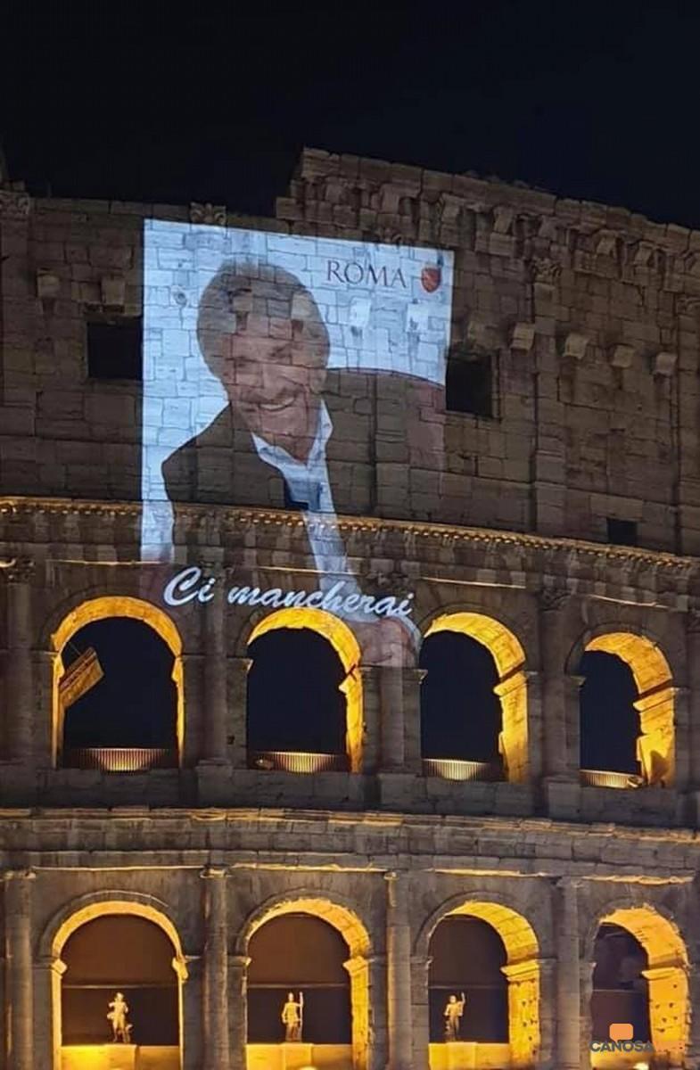 Roma 02/11/2020  Nel ricordo di Gigi Proietti