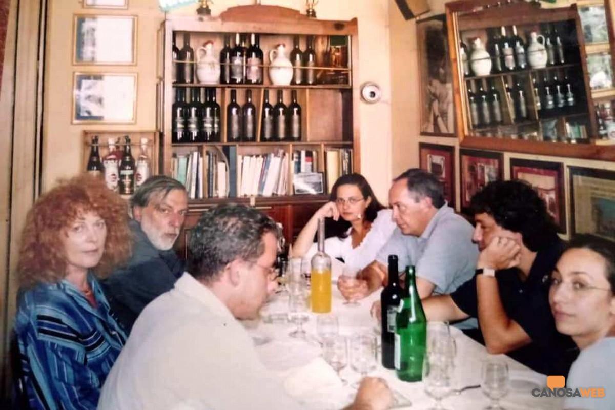 Gino Strada a Canosa 1998