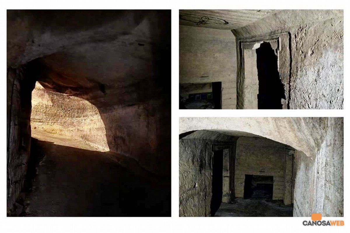 Canosa: le bellezze della grotta