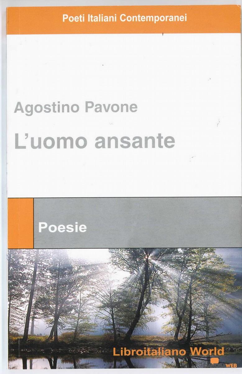 "Agostino Pavone ""L'uomo ansante"""
