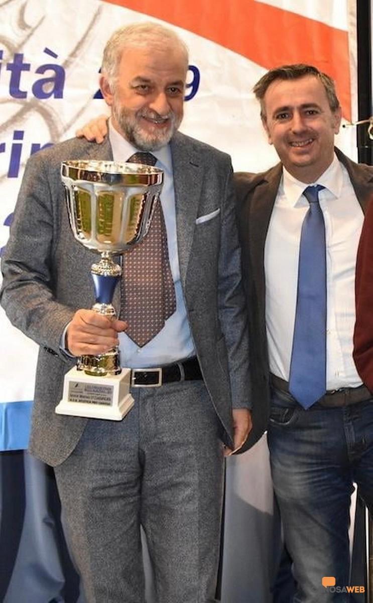 Giuseppe Tomaselli e Giacomo Leone