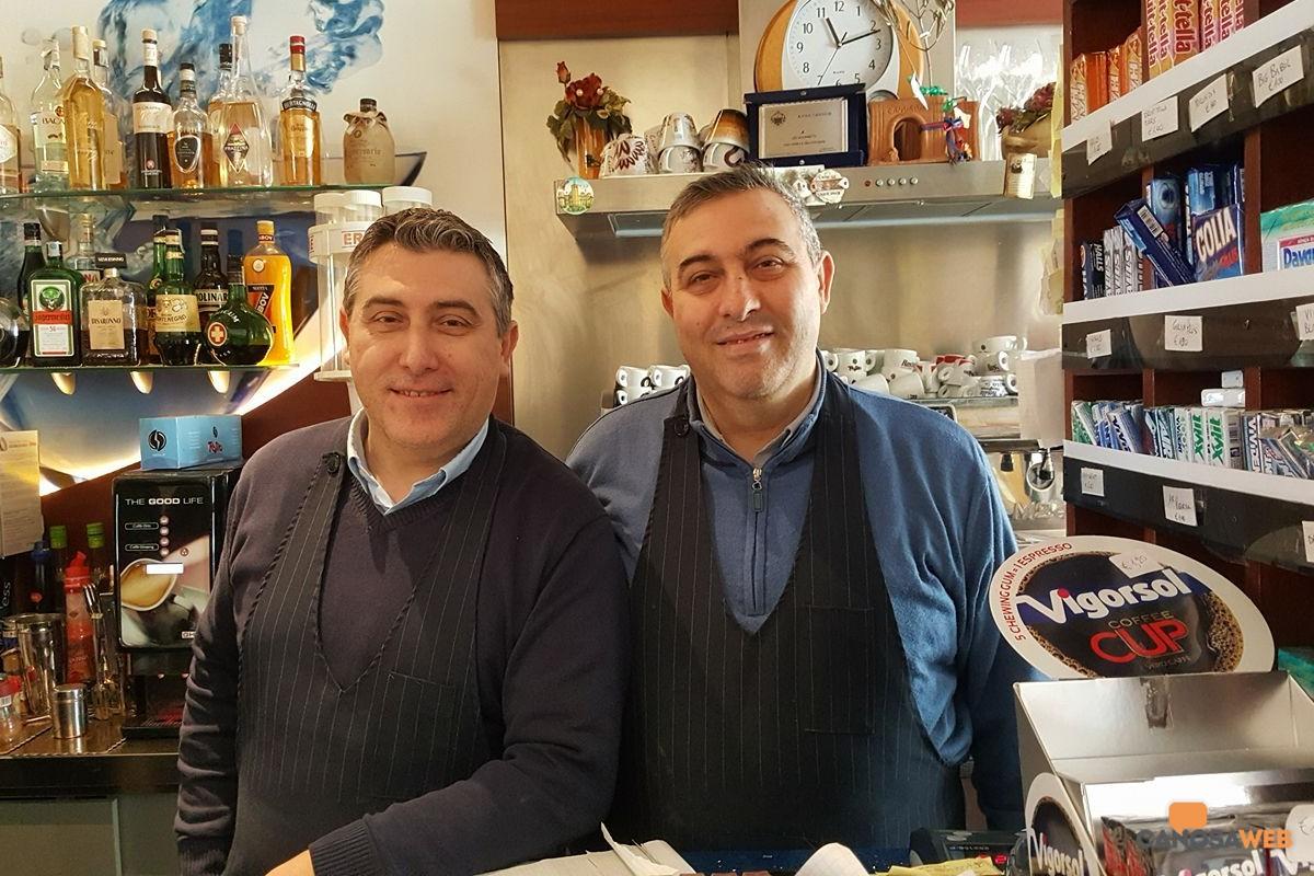 I fratelli Mimmo  e Michele Costanzo