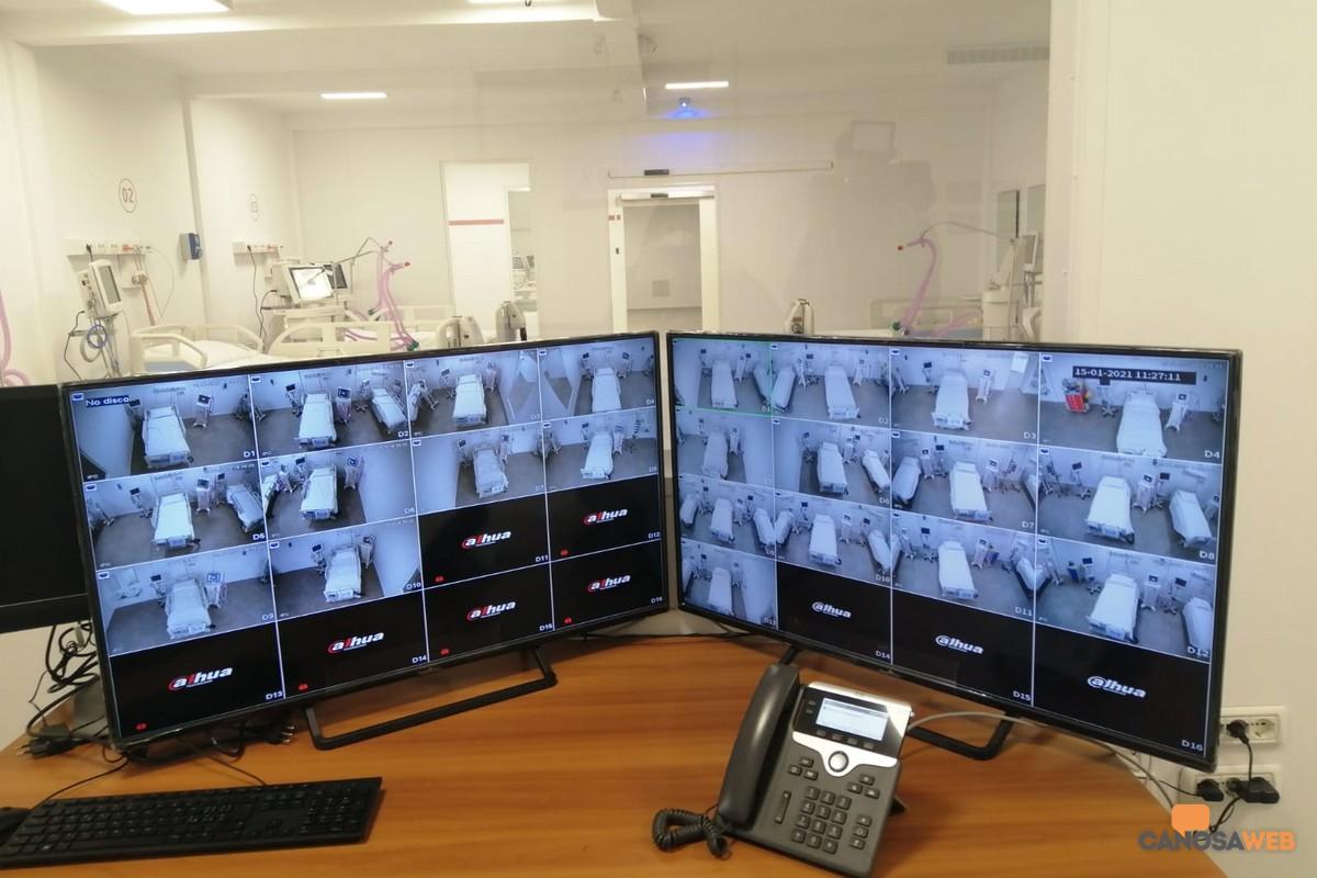 Barletta: monitor piastra rianimatoria