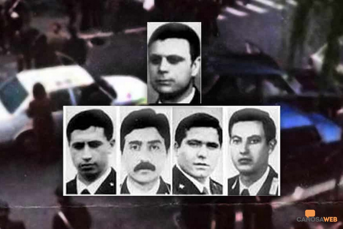 Roma, 16 marzo 1978 -Rapimento di Aldo Moro